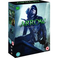 Arrow Season 1-5 DVD