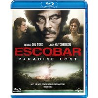 Escobar Paradise Lost Blu-ray