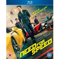 Need for Speed Blu-ray