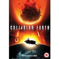 Collision Earth DVD
