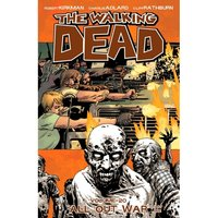 The Walking Dead Volume 20 All Out War Part 1 Paperback