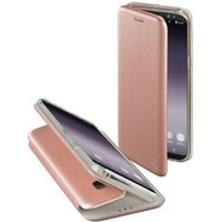 Hama Curve Booklet for Samsung Galaxy S9+, rose gold