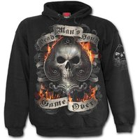 Ace Reaper Men's Large Hoodie - Black