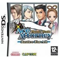 Phoenix Wright Ace Attorney 2 Justice For All Game