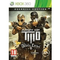 Army of Two The Devils Cartel Overkill Edition Game