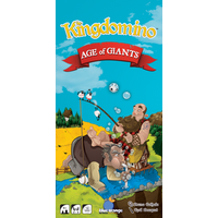 Age of Giants Kingdomino/Queendomino Expansion