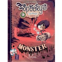 Spooky & Strange Tales Monster Inn Hardcover