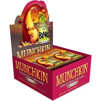 Munchkin CCG: Desolation of Blarg Booster Box (24 Packs)