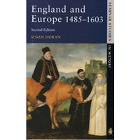 England and Europe, 1485-1603 by Susan Doran (Paperback, 1996)