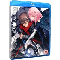 Guilty Crown Series 1 Part 2 Eps 12-22 Blu-ray