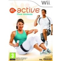 Ex-Display EA Sports Active More Workouts Game