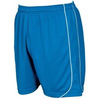 Precision Mestalla Shorts 42-44 Royal/White