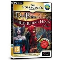 Dark Parables: The Red Riding Hood Sisters Hidden Object Game for PC (DVD-ROM)