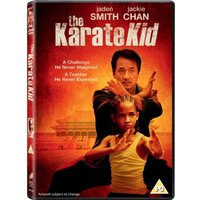 The Karate Kid Jackie Chan DVD