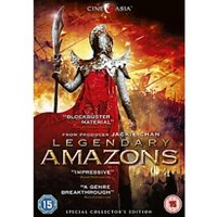 Legendary Amazons DVD
