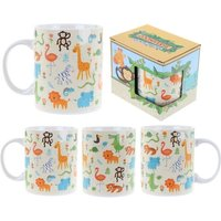 Zoo Animal New Bone China Mug