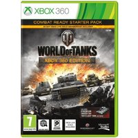 World Of Tanks Combat Ready Starter Pack Xbox 360 Game