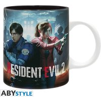 Resident Evil - Re 2 Remastered Mug