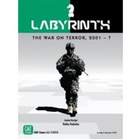 Labyrinth The War on Terror 3rd Printing Board Game