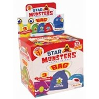 Star Monsters Pocket Friends Bag - 12 Packs
