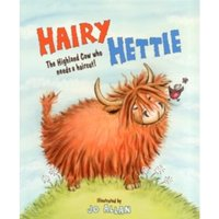 Hairy Hettie : The Highland Cow Who Needs a Haircut!