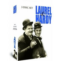 Laurel & Hardy Triple Pack DVD
