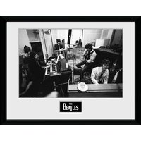 The Beatles Studio Framed Collector Print