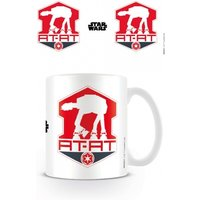 Star Wars TT At Logo Mug
