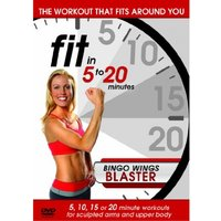 Fit In 5 To 20 Minutes - Bingo Wings Blaster DVD