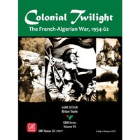 Colonial Twilight: The French-Algerian War 1954-62 Board Game