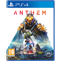 Anthem PS4 Game (Inc VIP BETA and Day One DLC)