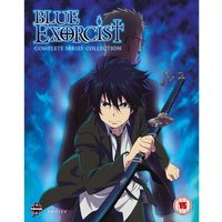 Blue Exorcist: The Complete Series Collection Blu-ray