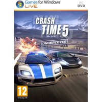 Crash Time 5 Undercover Game