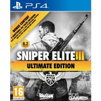 Sniper Elite III Ultimate Edition PS4 Game