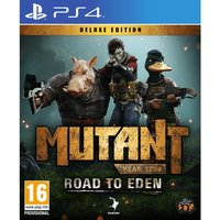 Mutant Year Zero Road to Eden Deluxe Edition PS4 Game
