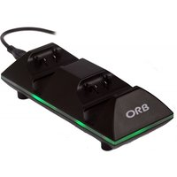 ORB Dual Controller Charge Dock with x2 600MAH Batteries Xbox One