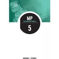 The Manhattan Projects Volume 5 The Cold War Paperback
