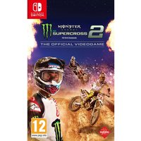 Monster Energy Supercross 2 Nintendo Switch Game