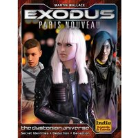 Exodus Paris Nouveau Board Game