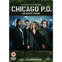 Chicago P.D.: Season 4 DVD