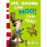 Mr. Brown Can Moo! Can You? : Blue Back Book
