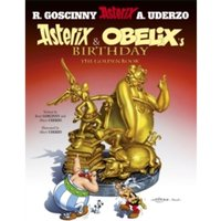 Asterix: Asterix and Obelix's Birthday : The Golden Book, Album 34