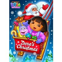 Dora the Explorer Dora's Christmas DVD