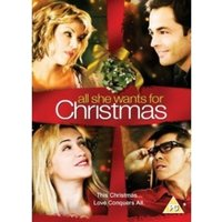 All She Wants For Christmas DVD
