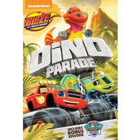 Blaze and the Monster Machines: Dino Parade DVD