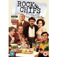 Rock And Chips 2 Five Gold Rings DVD