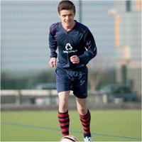 Precision Marseille Shirt & Short Set 46-48 Navy/Red