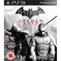 Batman Arkham City Robin Edition Game