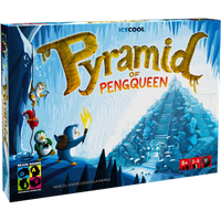 Pyramid of Pengqueen Board Game