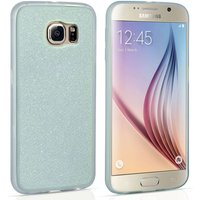Caseflex Samsung Galaxy S6 Flash Soft Case - Blue
